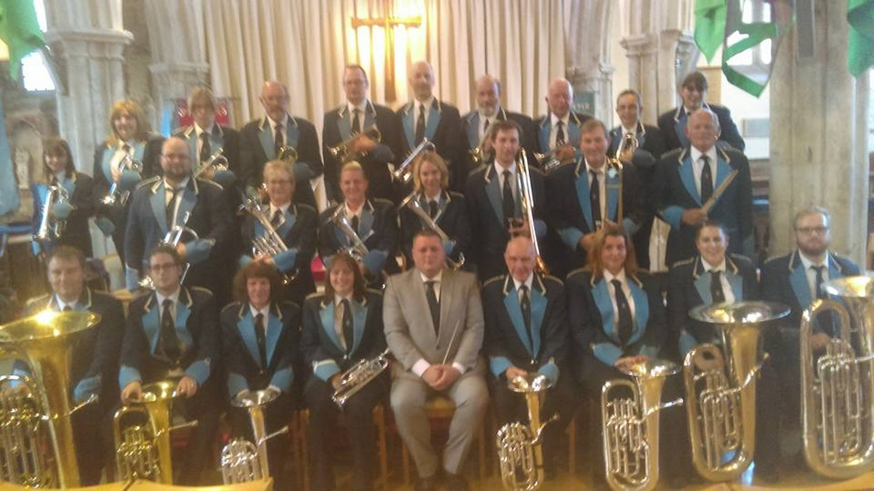Shaftesbury Town Silver Band September 2016